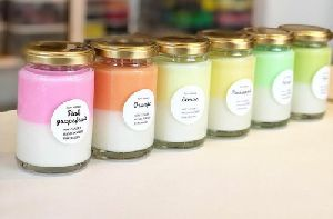 Fruit Fragrance Candle