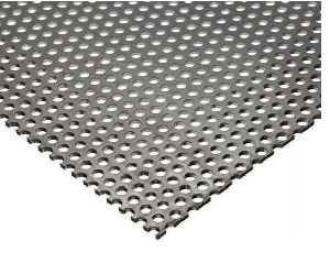 Carbon Steel Perforated Metal Mesh