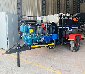 bitumen spraying machine