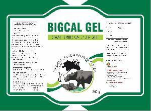 Bigcal Gel