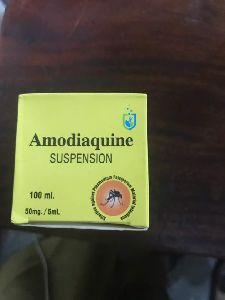 Amodiaquine Hydrochloride Tablets