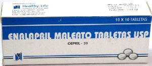 Enalapril Maleate Tablets IP 2.5 mg