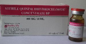Glaquine Quinine Sulphate Tablets Bp 300 Mg