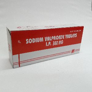 Sodium Valproate Gastro Resistant Tablets