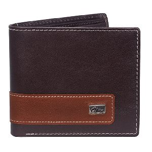 Wallet Leather Brown Cardholder