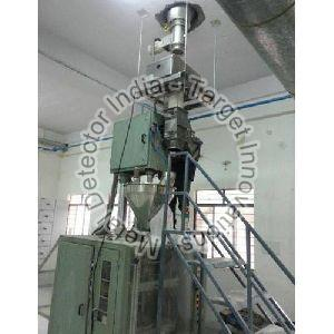 Metal Detector for Dry Milk Powder / Tea Powder Industry