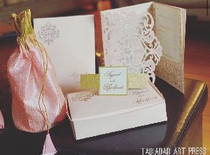 Wedding Gift Packaging Box