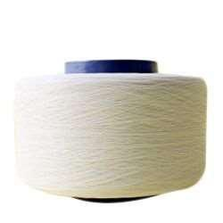 10s KW 100% Cotton Lycra Yarn