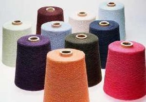 2/50 Dyed Polyester Viscose Yarn Blend 65/35