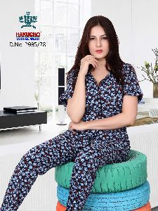Ladies Nightwear Suits