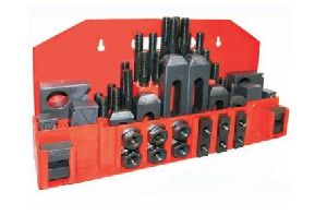 58 Piece Clamping Kit