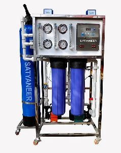 120 LPH RO+UV Automatic Commercial Water Purifier