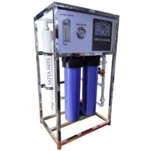 120 LPH RO + UV Automatic Industrial Water Purifier