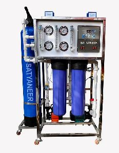 250 LPH RO PLANT RO+UV Automatic Commercial RO Water Purifier