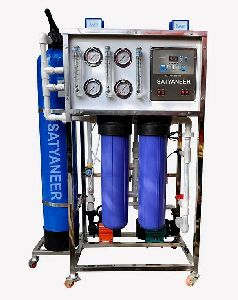 360 LPH RO+UV Automatic Commercial Water Purifier