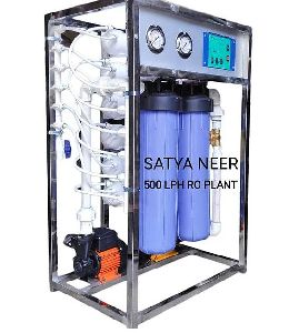 500 LPH Economy Model Automatic Commercial Water Purifier