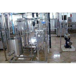Cream Separator Milk Pasteurizer
