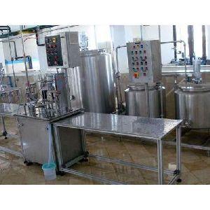 Dahi Processing Plant