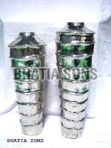 Aluminium Flower Vase Set