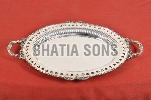 Aluminum Oval Dish Tray