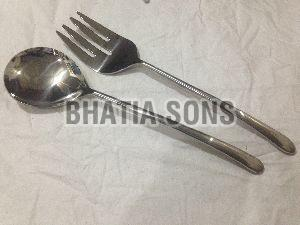 Stainless Steel Salad Server