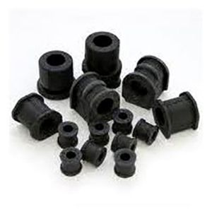 Rubber Bushes