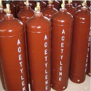 Dissolved Acetylene Gas Cylinder