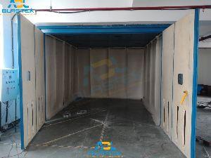 Airless Blast Room System