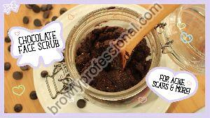 Chocolate Face Scrub