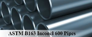 600 Inconel Pipes