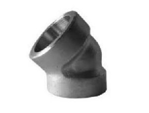 Socket Weld 45 Degree Elbow