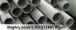 UNS S31803 Duplex Steel Pipes
