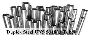 UNS S31803 Duplex Steel Tubes