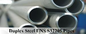 UNS S32205 Duplex Steel Pipes