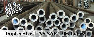 UNS SAF 2205 Duplex Steel Tubes