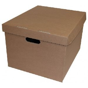 Top and Bottom Corrugated Boxes