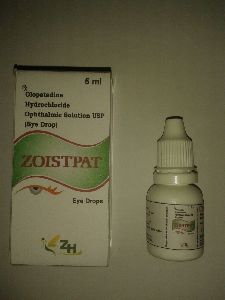 Zoistpat Eye Drops