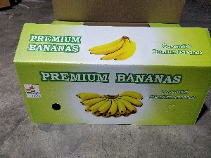 Banana Packaging Box