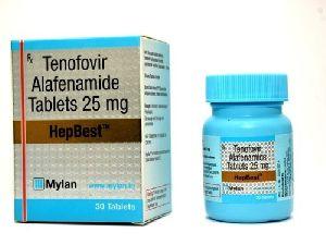 Hepbest 25mg Tablets
