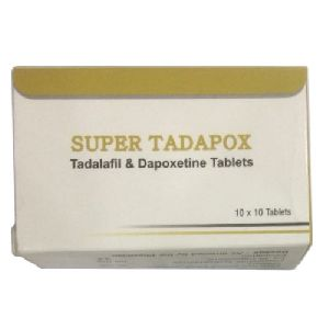 Super Tadapox Tablets