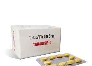 Tadarise 5mg Tablets