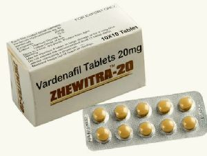 Zhewitra 20mg Tablets