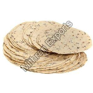 Urad Pepper Papad