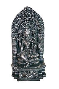 Fiberglass Lord Vishnu Statue