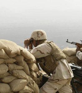 Jute Military Bag