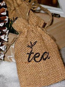 Jute Tea Bag