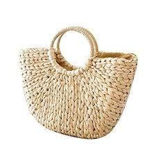 Round Handle Jute Bag