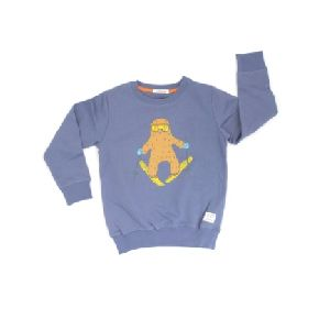 Kids Full Sleeve Sweatshirt