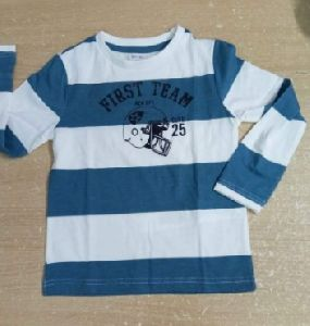 Kids Striped Sweatshirt