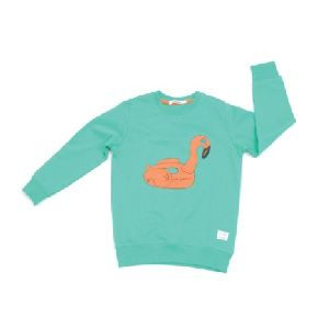 Kids Woolen Sweatshirt